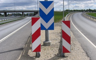 Sertifitseerimise ja labori valdkondade laiendus – Liiklusmärgid