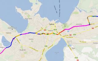 Liikluskäitumise monitooring 2012