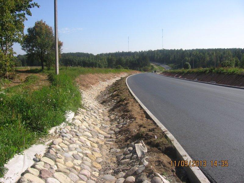 "Eesti-Läti-Vene programmi projekti ELR-LSP-1 ""Improvement of traffic and border crossing possibilities in Värska-Pechory monastery road– Safe Road"" Värska-Petseri ühendustee remondi ehitustööde omanikujärelevalve"