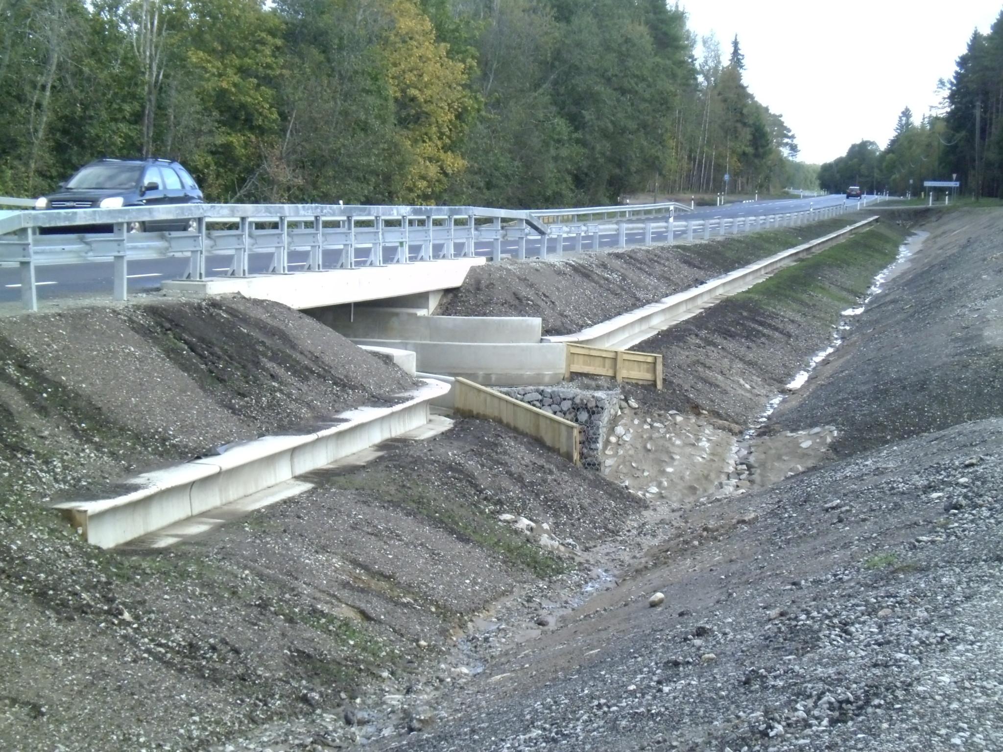 Maanteede nr 13 km 0,0 – 1,6 ja 1101 ning Kohtlase silla remondi omanikujärelevalve