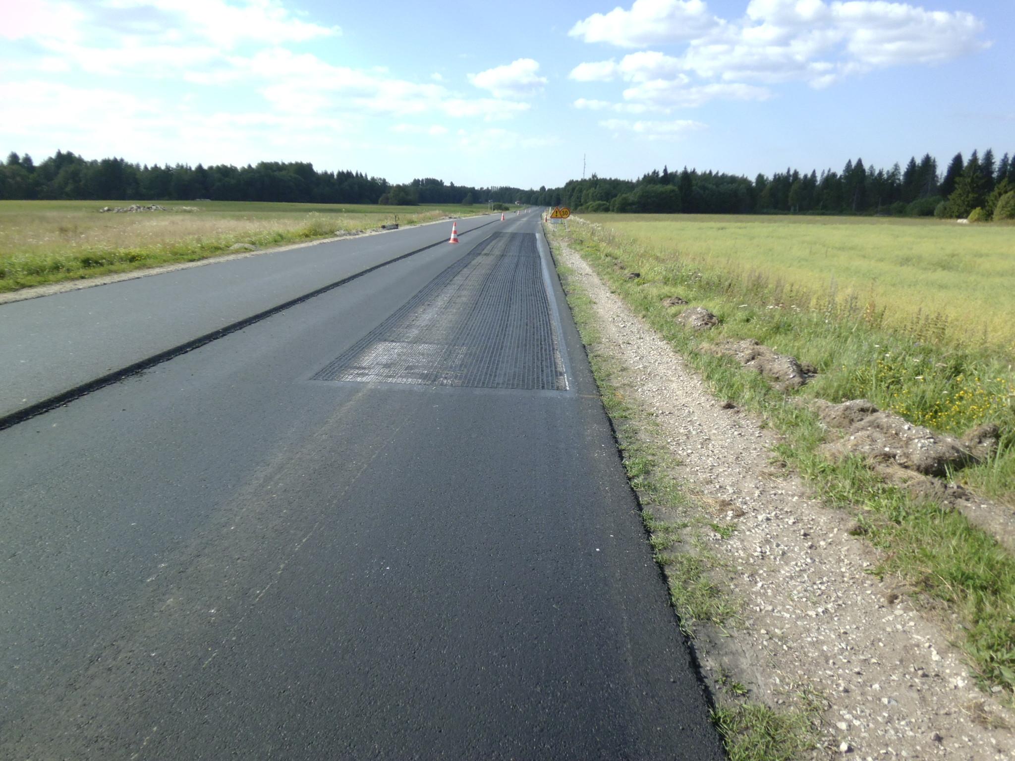 Maantee nr 13 Jägala-Käravete kilomeetrite 2,2 – 6,3 teekatte remondi omanikujärelevalve