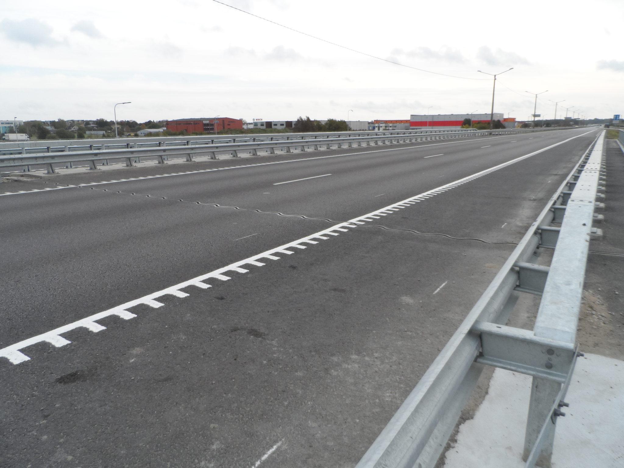 Riigimaantee nr 2 Tallinn-Tartu-Võru-Luhamaa Mõigu-Jüri lõigu rekonstrueerimise omanikujärelevalve