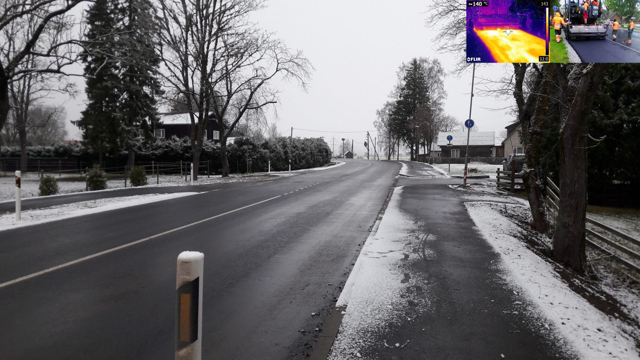 Tiigitee 13103 Lüganuse–Oandu–Tudu km 0,0-3,5 ja 3,9-6,1 rekonstrueerimise omanikujärelevalve teostamine