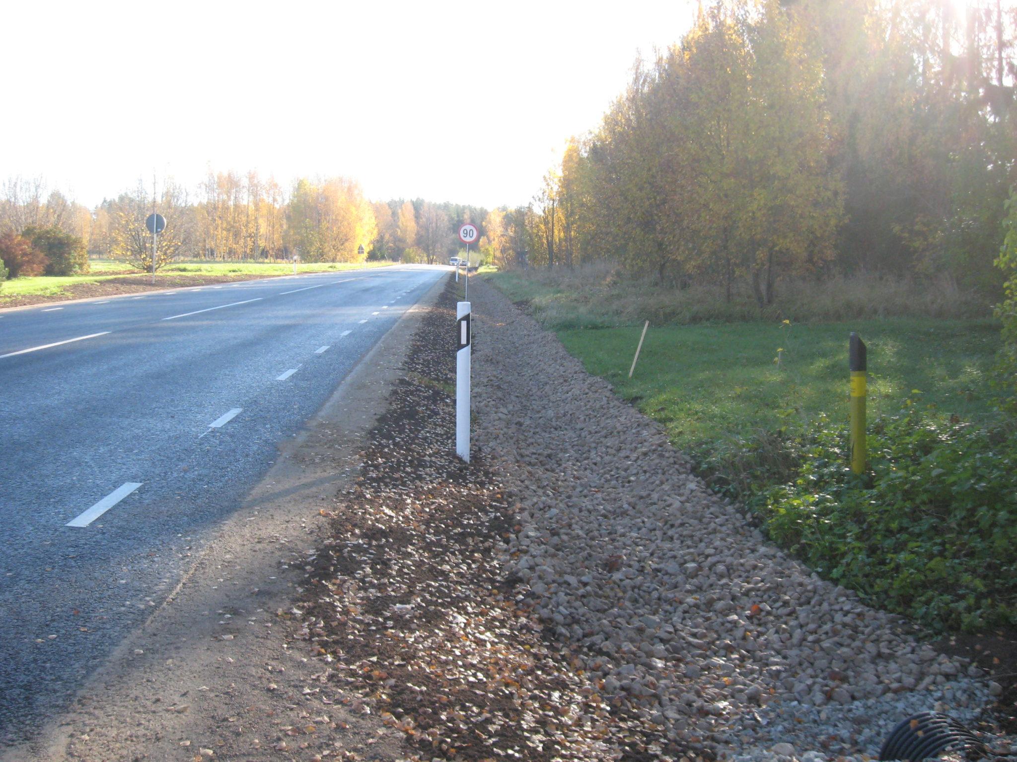 Riigitee nr 62 Kanepi-Leevaku km 25,5-33,6 rekonstrueerimise ja riigitee nr 87 Põlva ringtee km 0,955-2,971 ja 3,012-6,040 taastusremondi omanikujärelevalve teostamine