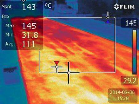 Asfaltkatete laotamise tehnoloogiate võrdlemine ja kvaliteedi kontrollimisel termograafia rakendatavuse uuring