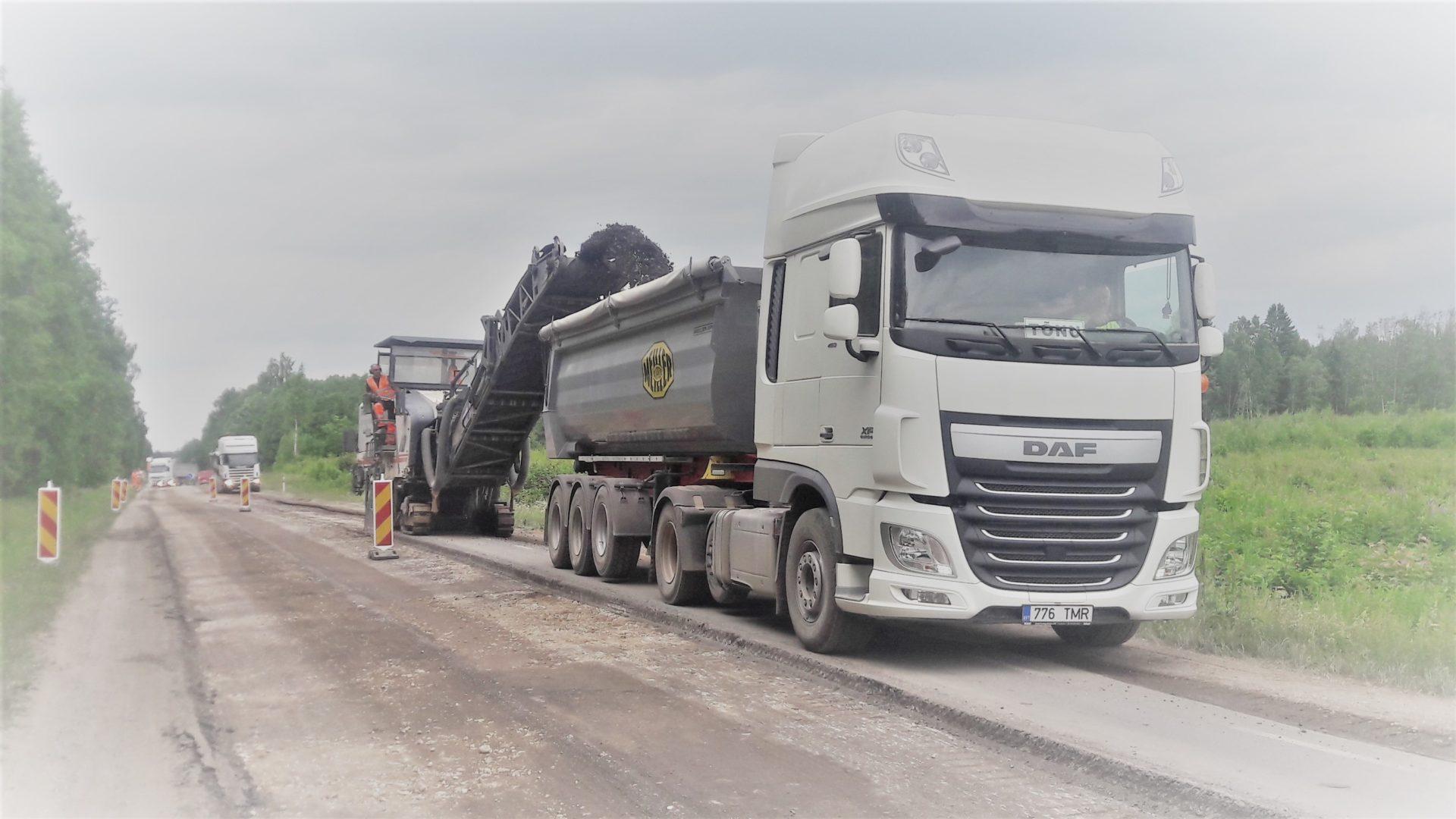 Ringlussevõetud asfalt