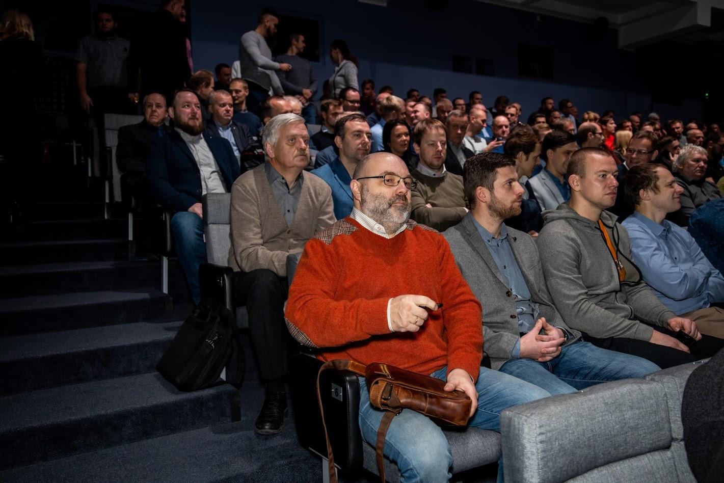 03.12.19 toimus Teehoiutööd 2019 konverents