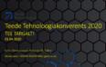 Teede Tehnoloogiakonverents 2020 - LÜKKUB EDASI!