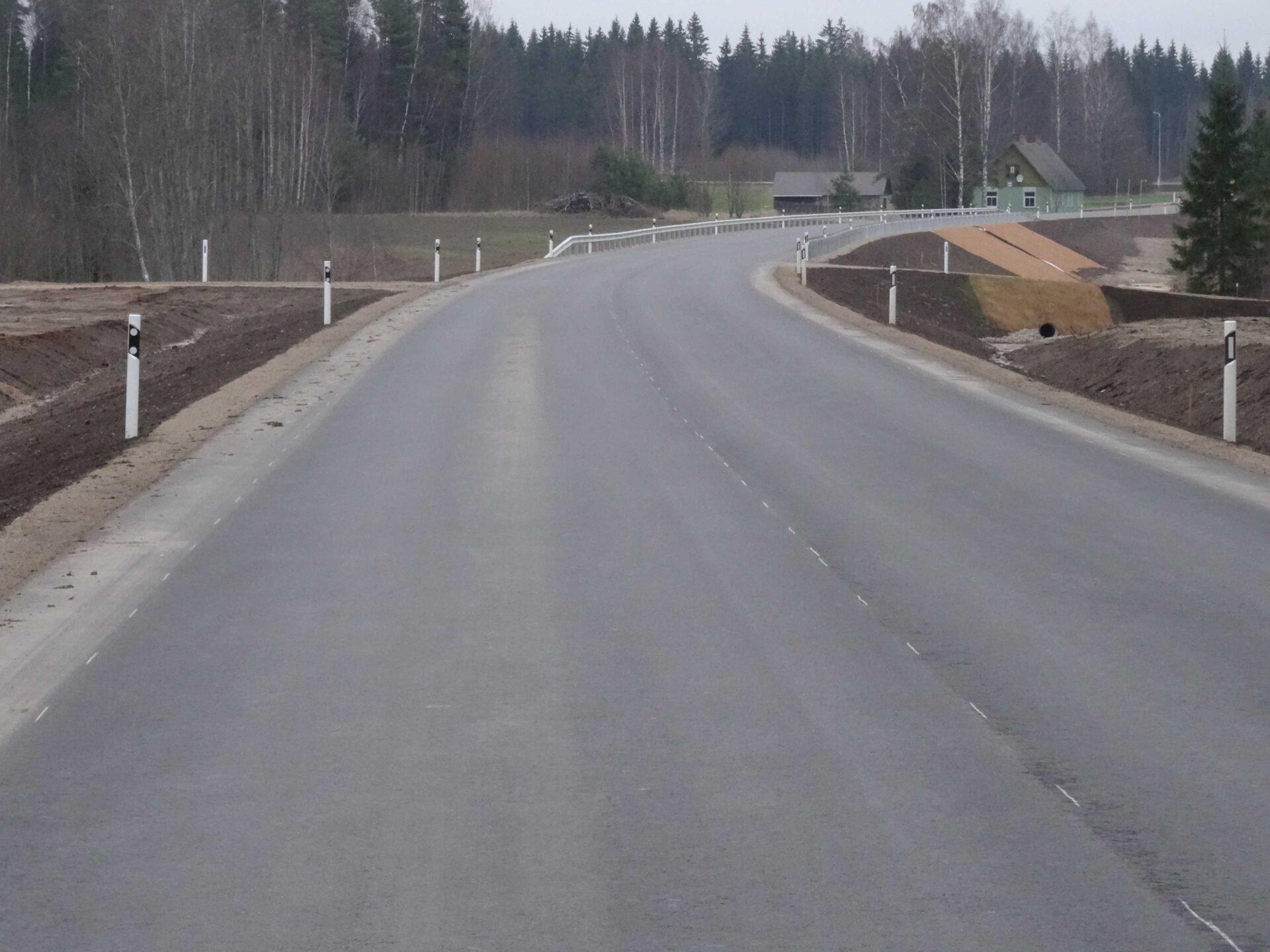 Tugimaantee 65 Võru-Räpina km 16,6-26,0 asuva Leevi-Vinso lõigu rekonstrueerimise omanikujärelevalve teostamine