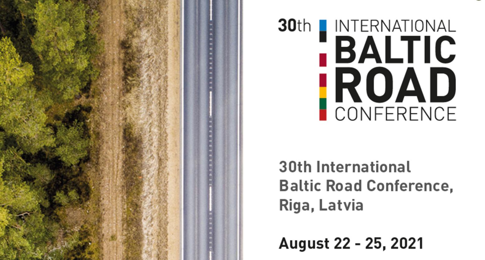 Toimus 30. Balti Teedeliidu konverents