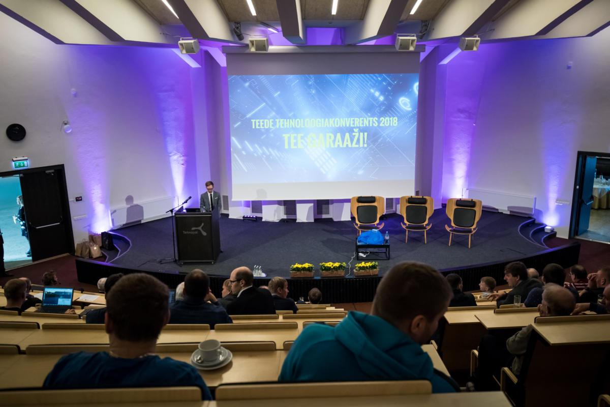 Teede Tehnoloogiakonverents 2018